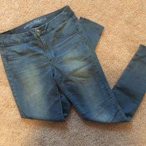 Ladies AE skinny jeans jeggings